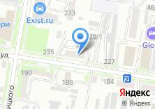 Компания «АЛКОCITY» на карте