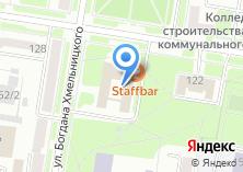 Компания «Консультант-аудит» на карте