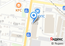 Компания «Парус» на карте