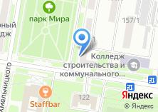 Компания «О`блик» на карте