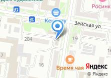 Компания «ИНДИГО ПРИНТ» на карте
