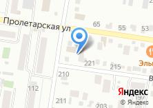 Компания «Станция 89» на карте
