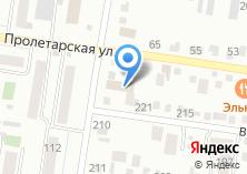 Компания «АвтоЛайнДВ» на карте