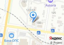 Компания «Небо» на карте