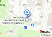 Компания «ДВГКГБ» на карте
