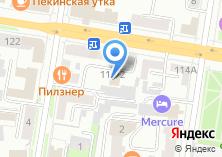 Компания «СатКом» на карте