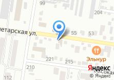 Компания «Шиномонтажная мастерская на Пролетарской» на карте