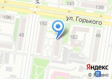 Компания «Нотариус Малиновская С.А» на карте