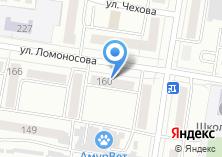 Компания «Товары в дом» на карте