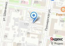 Компания «Райффайзенбанк Дальневосточный филиал» на карте