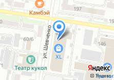 Компания «Кавалер» на карте