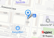 Компания «Абонемент» на карте
