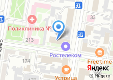 Компания «Центр продаж и обслуживания» на карте