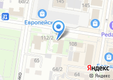 Компания «Дальмедстрах» на карте