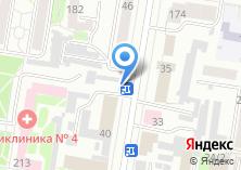 Компания «Метро» на карте