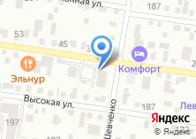 Компания «Строящийся жилой дом по ул. Шевченко» на карте
