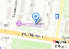 Компания «Амурская областная филармония» на карте