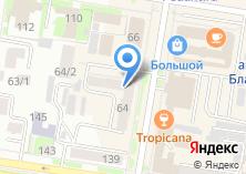 Компания «Горожанка» на карте