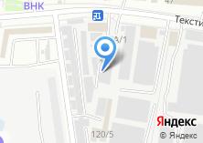 Компания «Наш склад» на карте