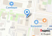 Компания «Офис» на карте