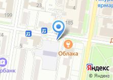 Компания «Магазин мясных деликатесов» на карте