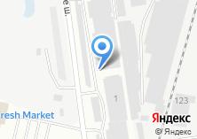 Компания «Восток-Сыр» на карте