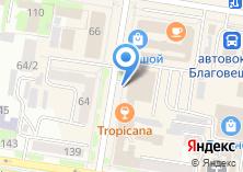 Компания «Главное Управление МЧС России по Амурской области» на карте