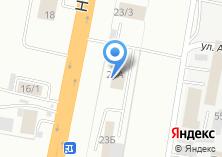 Компания «ТехноВек ДВ» на карте