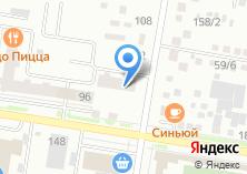 Компания «Хуафу» на карте