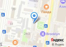 Компания «Благовещенск» на карте