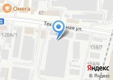 Компания «Нимфея» на карте