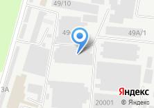 Компания «Автоbox» на карте