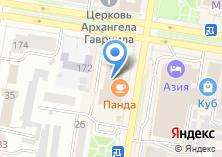 Компания «ПЕРСОНАЛ SERVICE» на карте