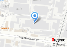 Компания «Склад-магазин» на карте