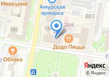 Компания «TexDekor» на карте