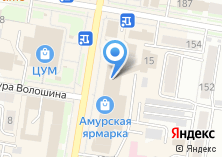 Компания «Lavande» на карте