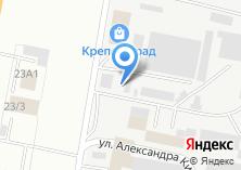 Компания «Наши двери оптово-розничная компания» на карте