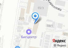 Компания «Арт-дизайн» на карте