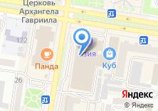 Компания «Магазин купальников и головных уборов» на карте