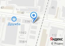 Компания «Агора» на карте