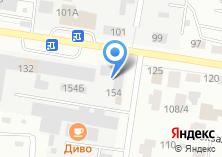 Компания «Альфа-стиль» на карте