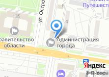 Компания «Благовещенская городская Дума» на карте