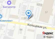 Компания «Дизель Комплект» на карте