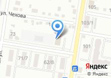 Компания «ТеплоХолод» на карте
