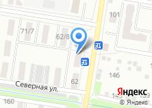 Компания «Монолит» на карте