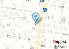 Компания «Паркет» на карте