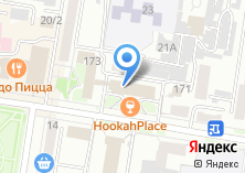 Компания «КОТ» на карте