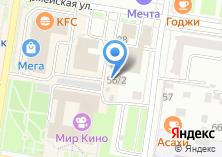 Компания «Tigra» на карте