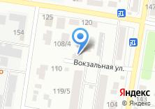 Компания «Адвокатский кабинет Кузовенкова Г.И.» на карте