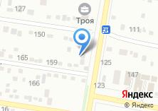 Компания «Автомойка» на карте